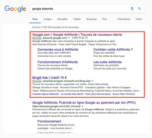 Comment fonctionne la publicité sur Google Ads ?