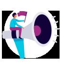 Community management - Gestion réseaux sociaux - SMO