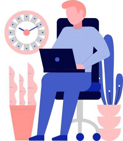 Pourquoi ce processus nécessite-t-il assez de temps ?