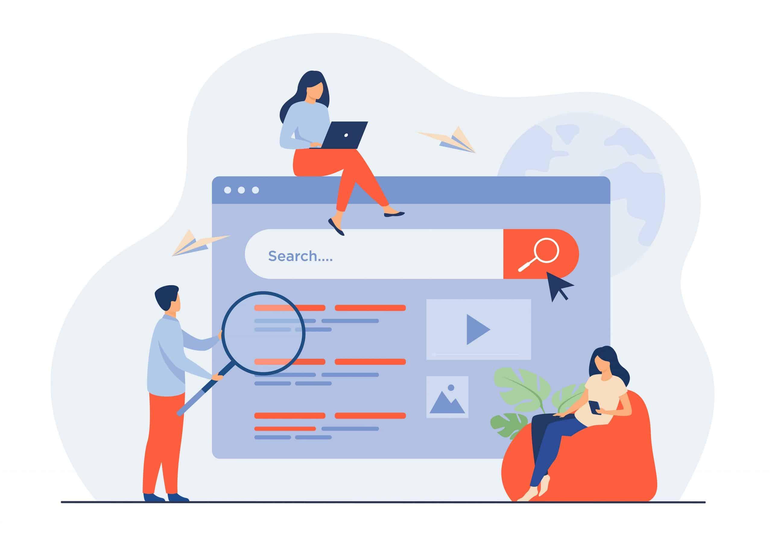 Lancement officiel de la mise à jour Page Experience de Google