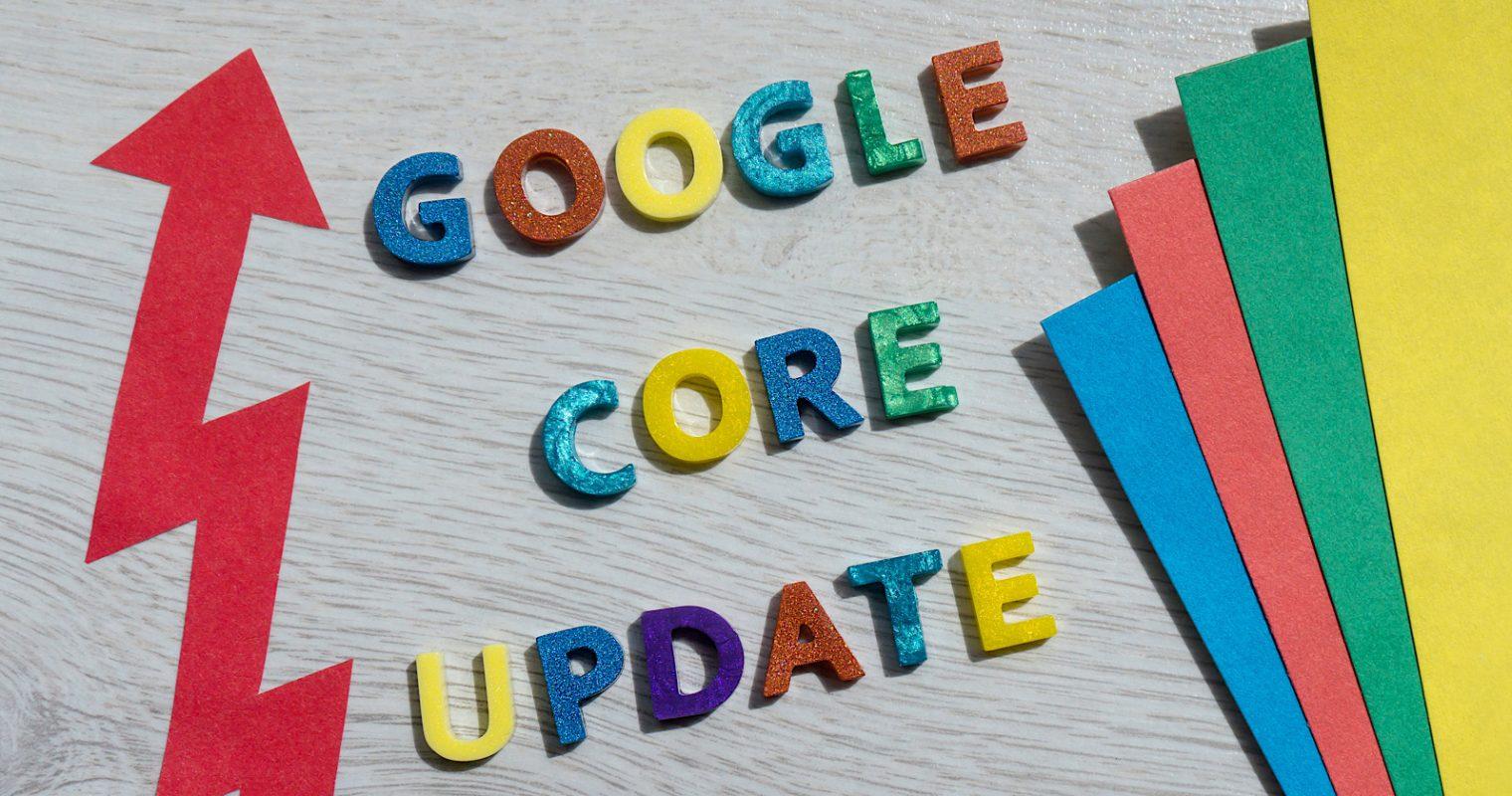 La July 2021 Core Update de Google est lancée